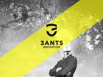 3Ants believes in technological innovation.
