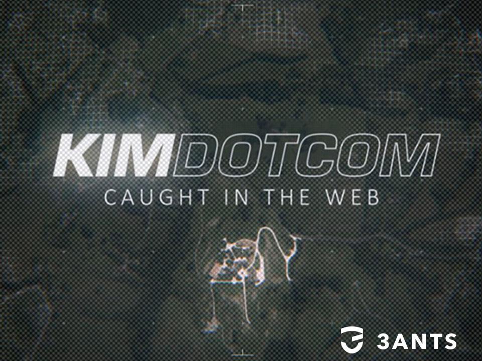 Kim Dotcom's documentary defends piracy