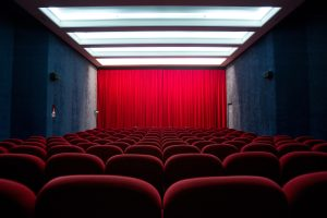 Piracy and the movie theaters