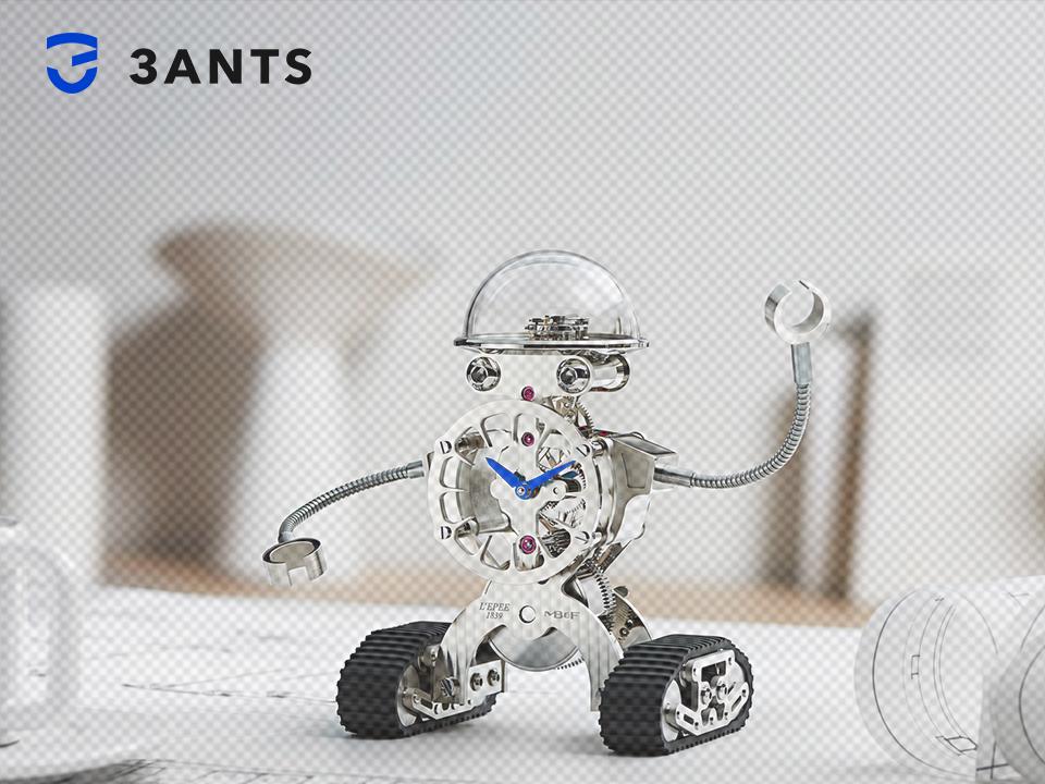 Cada vez más los robots están haciendo creaciones increíbles, pero ¿Quién debe ser el responsable de los derechos de estas creaciones?